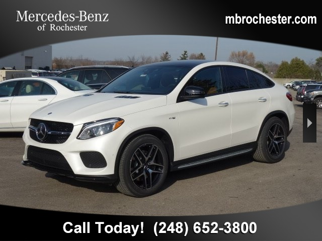 New 2019 Mercedes Benz Gle Amg Gle 43 Coupe Coupe In Rochester
