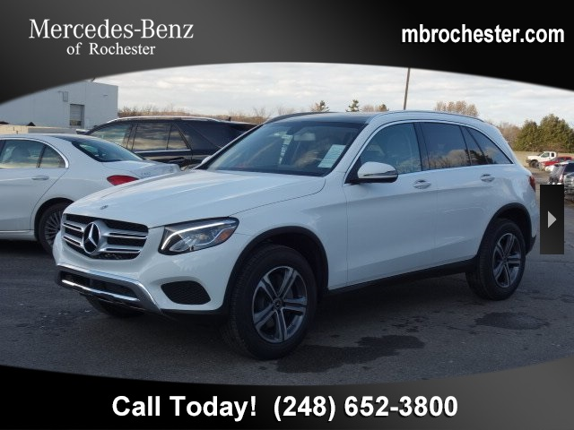 Mb Glc 300 >> New 2019 Mercedes Benz Glc 300 Awd 4matic