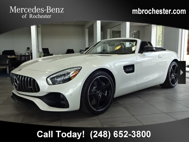 New 2018 Mercedes Benz Gt Amg Roadster