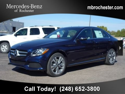 New 2018 Mercedes Benz C Cl 300