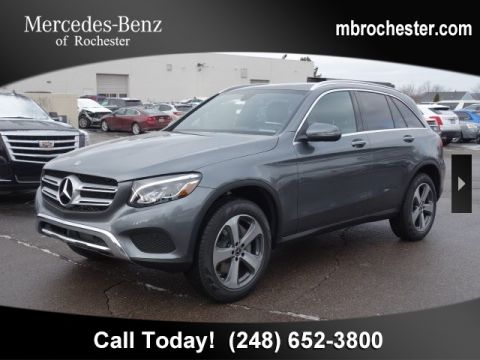 New 2019 Mercedes-Benz GLC 300 AWD 4MATIC®