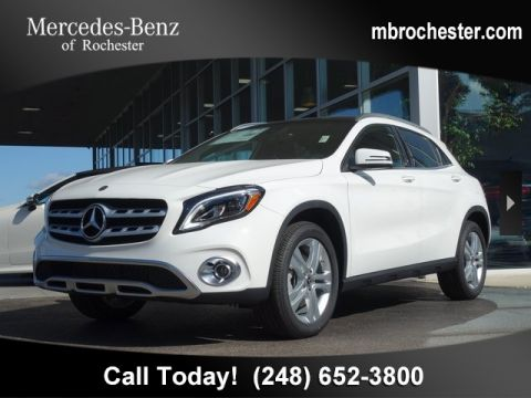 New 2020 Mercedes-Benz GLA 250 AWD 4MATIC®