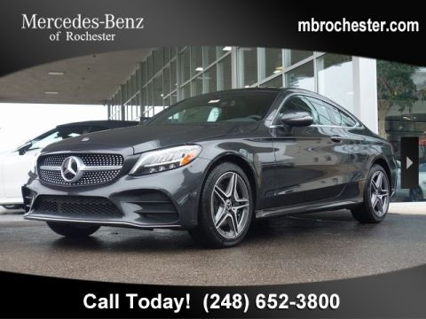 New 2020 Mercedes-Benz C 300 AWD 4MATIC®