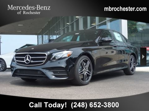 New 2020 Mercedes-Benz E 350 AWD 4MATIC®